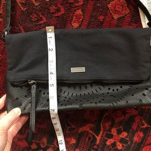 Roxy Bags - Roxy Nightfall Black Crossbody Purse New